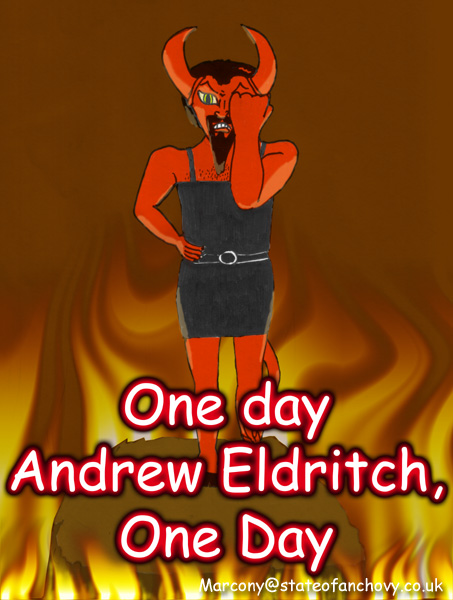 On Day Andres Eldritch, On Day.