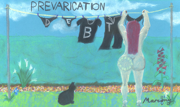 Prevarication